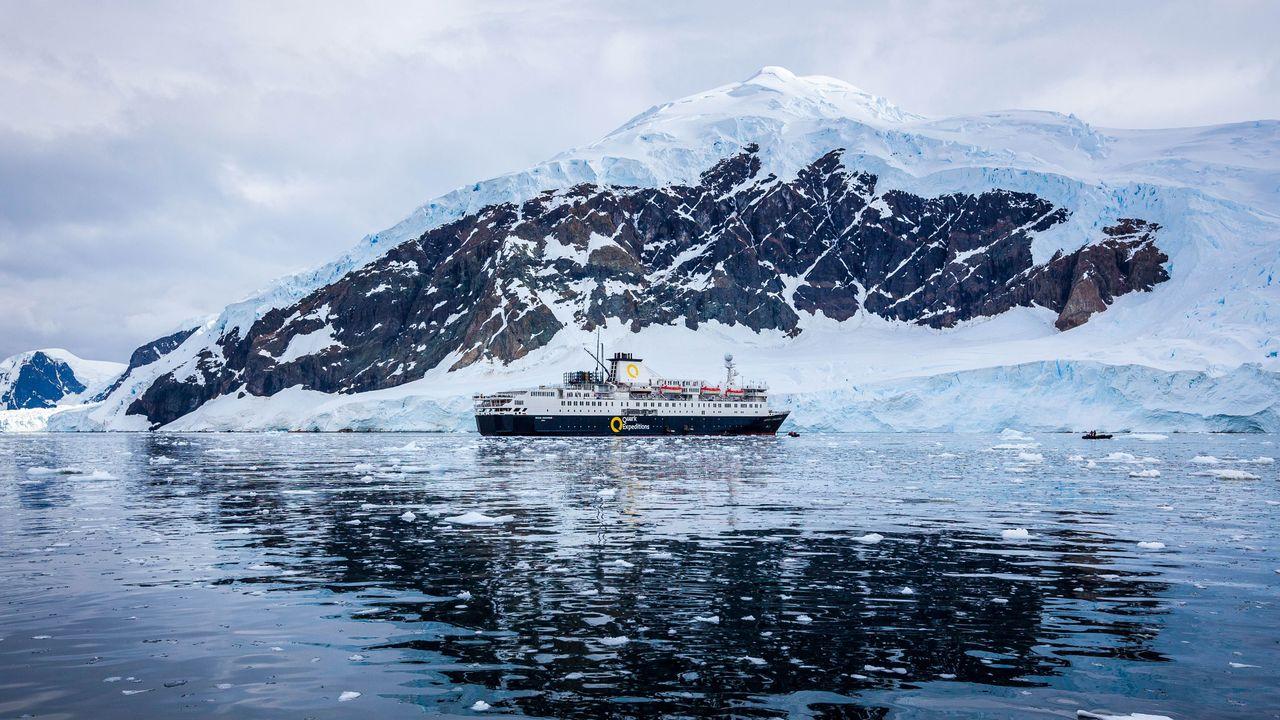 Coronavirus in Antarctica (Credit: Credit: Bella Falk)