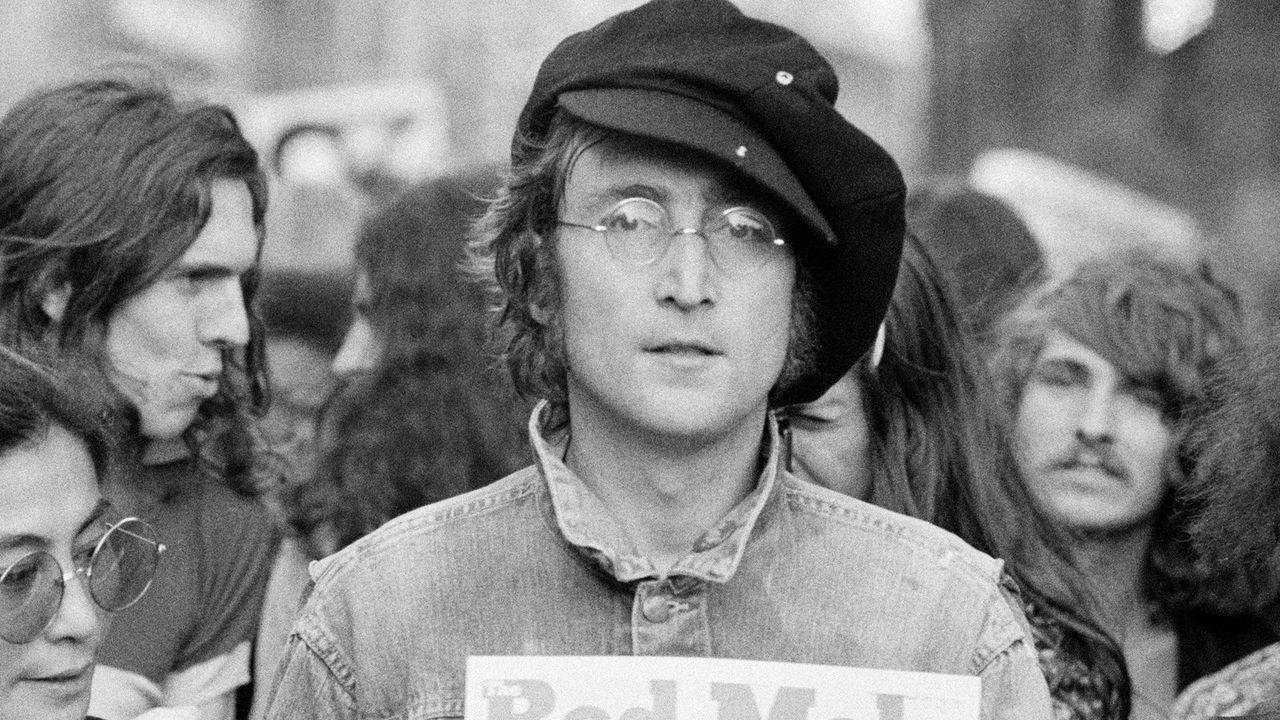 How John Lennon was made into a myth