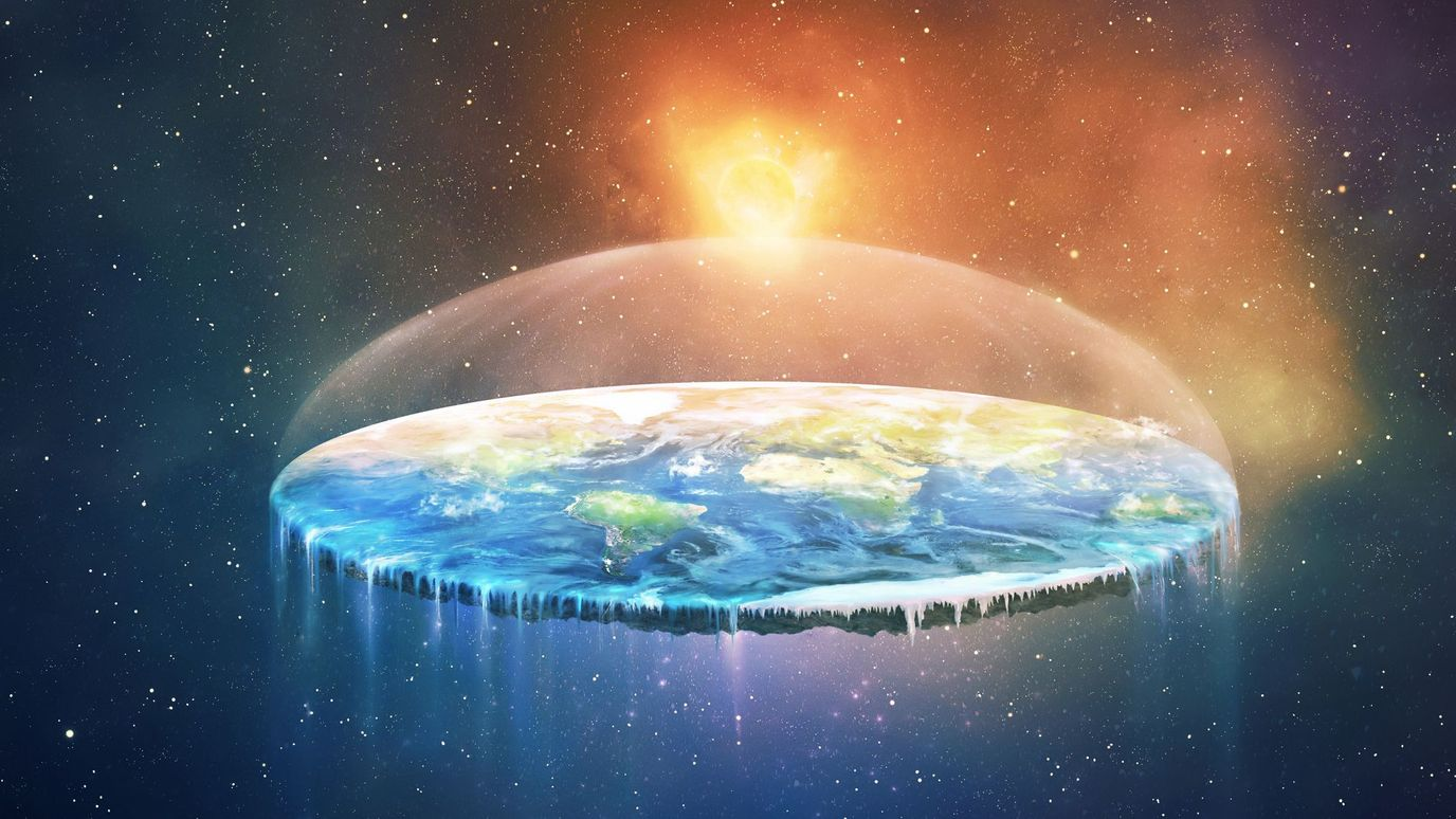 Flat Earth How Did Youtube Help Spread A Conspiracy Theory Bbc Reel Google earth is used when you want to explore rich geographical content, want to see satellite images, maps, landscapes, 3d buildings or view satellite images from galaxies in outer space. flat earth how did youtube help spread