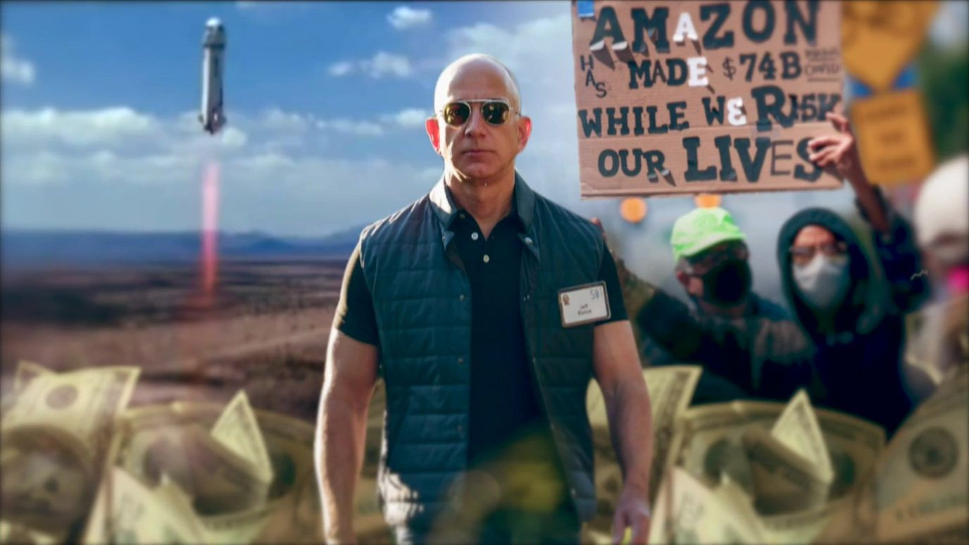 amazons-jeff-bezos-the-richest-person-in-the-world-bbc-reel