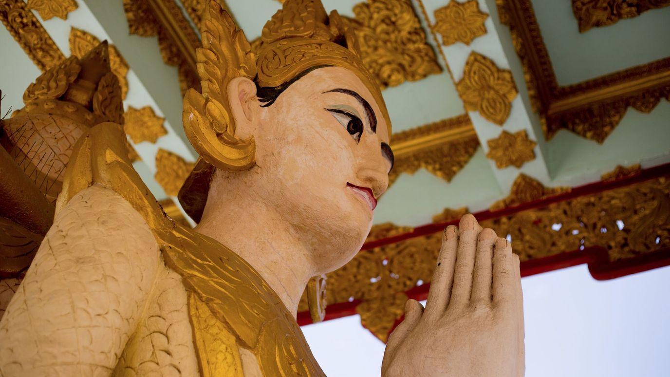 Vipassana: The ancient art of seeing - BBC Reel