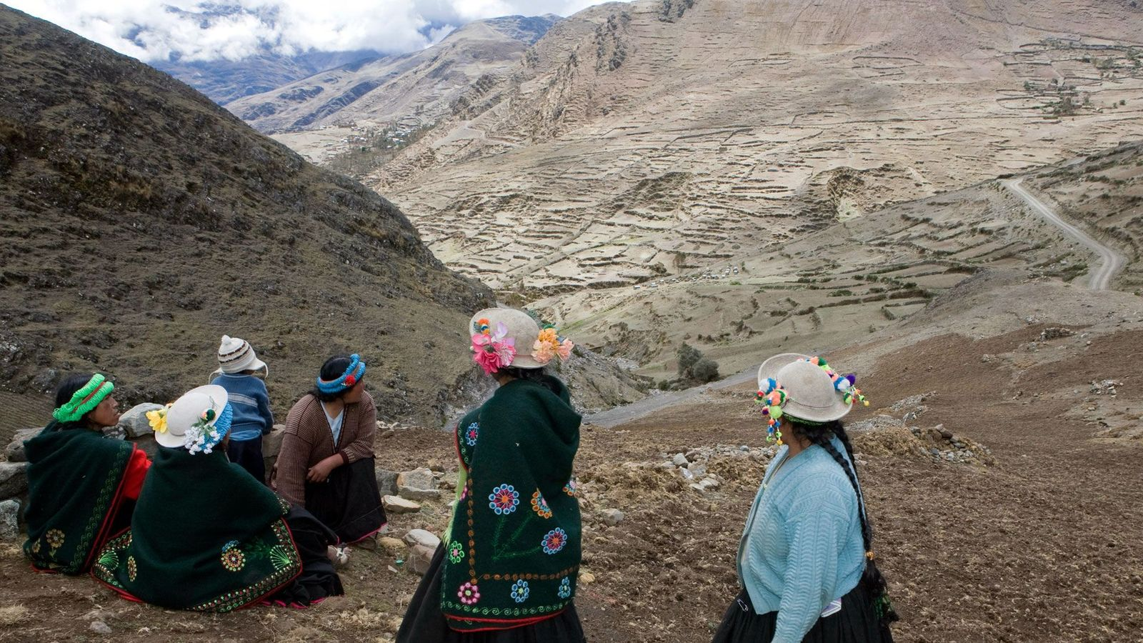 South America image