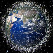 Danger: Space junk alert thumbnail