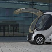 Folding cars offer city solution thumbnail