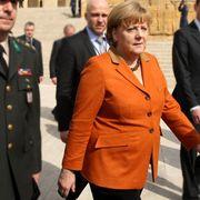 Angela Merkel: Chancellor chic thumbnail