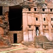 The rock-cut churches of Ethiopia thumbnail