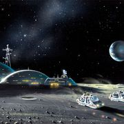 Europe's plan to build on the Moon thumbnail