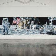 Moon mission inspires amazing art thumbnail