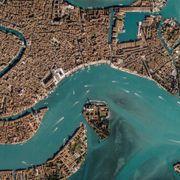 A rare view of humanity's footprint thumbnail