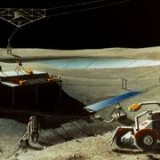 Why Moon colonies will live underground thumbnail
