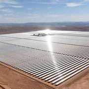 The solar farm that dwarfs Central Park thumbnail