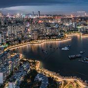 The huge metropolis rivalling Hong Kong thumbnail