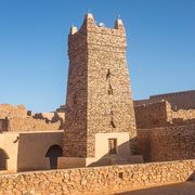 An ancient desert city in the Sahara thumbnail