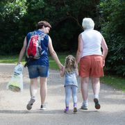 File image of a mother, daughter and grandmother thumbnail