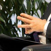 File image of an arrogant, disinterested boss thumbnail