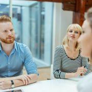 Job interview thumbnail