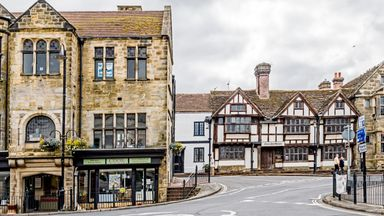 The well-heeled market town of East Grinstead has a wealth of architectural heritage (Credit: Credit: Luise Berg-Ehlers/Alamy)