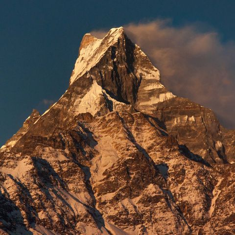 Nepal's five-day Mardi Himal trek offers spectacular views of Machhapucchare (Credit: Credit: Neelima Vallangi)