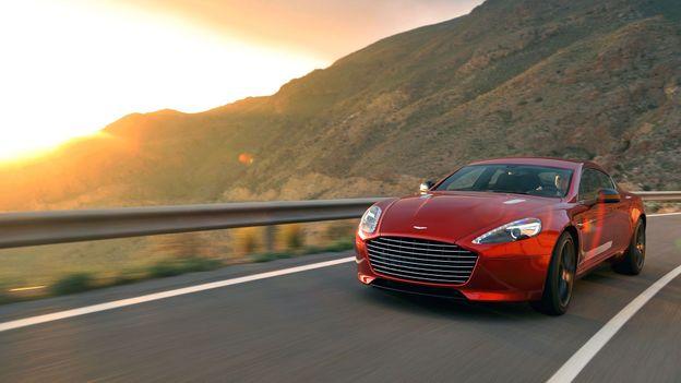 Bbc Autos Aston Martin Rapide S Four Door Ferocity