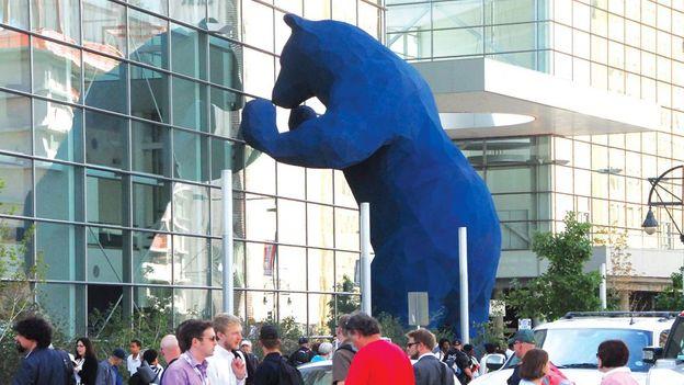 The Colorado Convention Center (Credit: Steve Crecelius/Visit Denver)