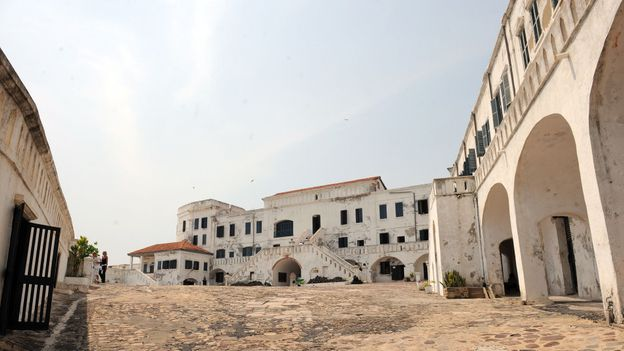 Cape Coast Castle (Credit: AFP/Getty)