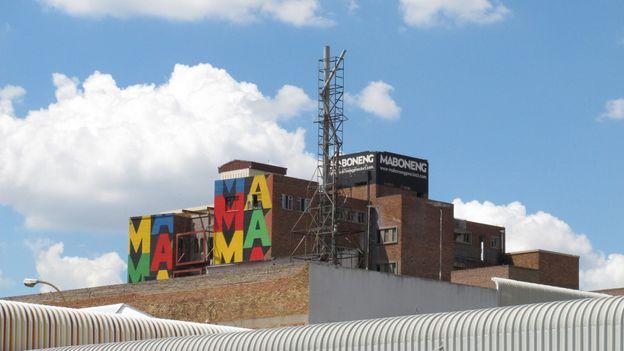 The Maboneng Precinct (Credit: James Bainbridge)