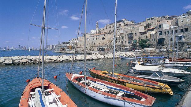 Cultural regeneration (Credit: Courtesy of GoIsrael.com)