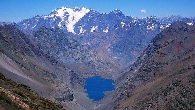 Perfect Portillo views (Credit: Mono Andes/Getty)