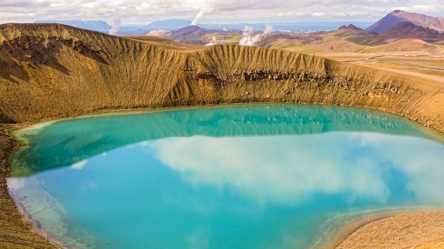 Askja caldera (Credit: Steve Oldham/Getty)