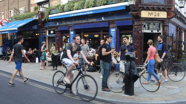 Mini guide to pubs in London