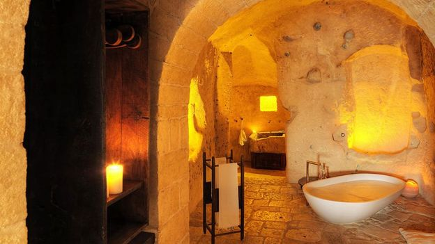 The Sextantio le Grotte della Civita in Italy (Credit: Welcome Beyond)
