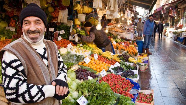 Kadikoy Market (Credit: Christopher Herwig/Getty)