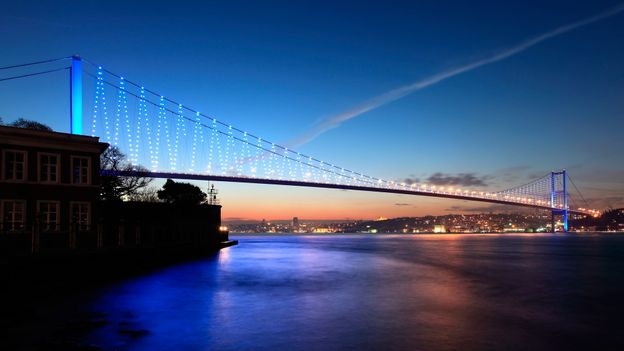 Bosphorus Bridge (Credit: Tolga Tezcan/Getty)
