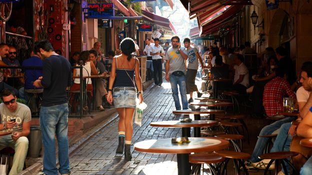 Beyoglu (Credit: Andrea Pistolesi/Getty)