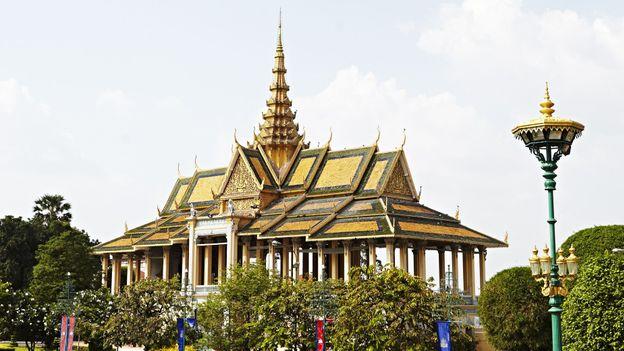 Phnom Penh (Credit: Mark Read)