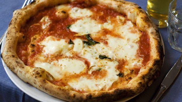 Pizza Margherita (Credit: Angela Sorrentino/Getty)