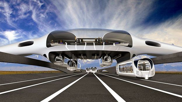 Horizons: The planes that can pick up trains