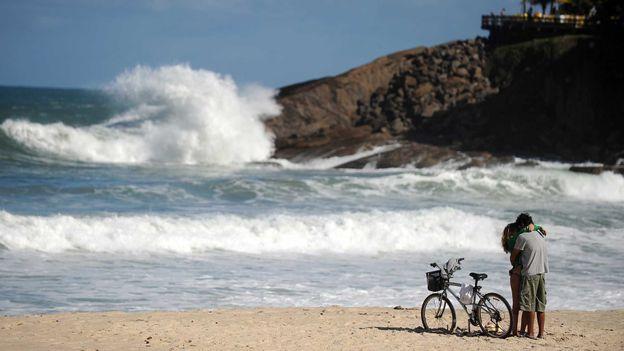 The Mirante do Leblon viewpoint (Credit: Vanderlei Almeida/AFP/Getty)