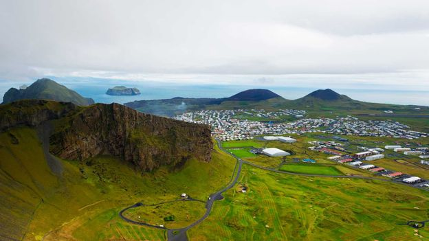 Iceland's Vestmannaeyjar Islands (Credit: Christian Kober/Getty)