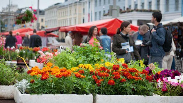 Market Square (Credit: Christopher Groenhout/LPI/Getty)