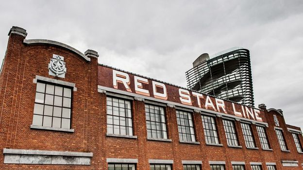 Red Star Line Museum (Credit: Jonas Roosens/AFP/Getty Images)