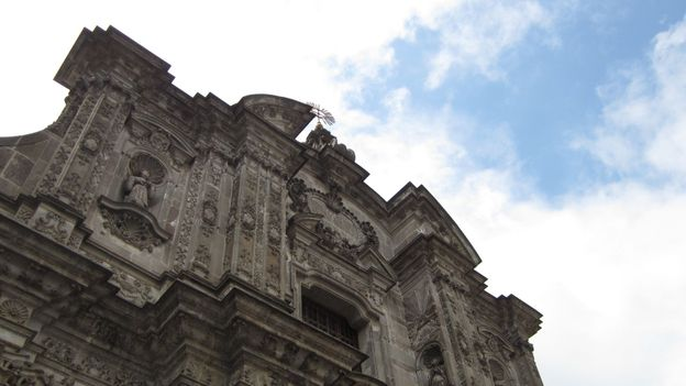 Quito's colonial quarter (Credit: Ramsey Qubein)