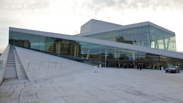 Oslo Opera House (Credit: Getty Images)