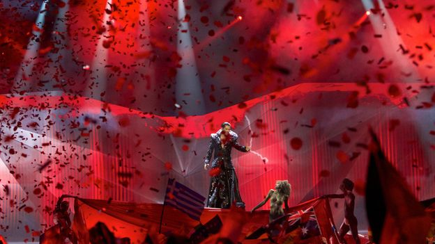 Eurovision Song Contest 2013, Malmo (Credit: Getty Images)