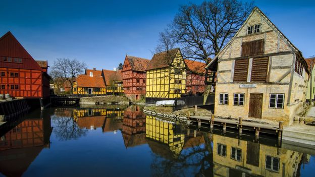 The Old Town, Aarhus (Credit: Andrea Rapisarda Photography/Getty)