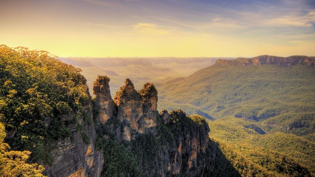 Three Sisters at Echo Point (Credit: Artie Photography/Getty)