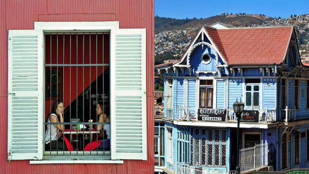 Life in Valparaiso (Credit: Martin Bernetti/AFP/Getty)