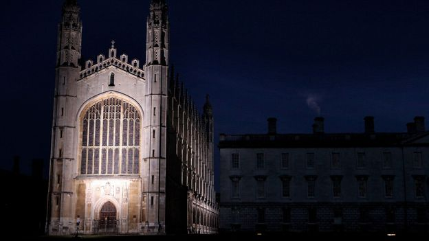 King's College Chapel in Cambridge (Credit: Oli Scarff/Getty)