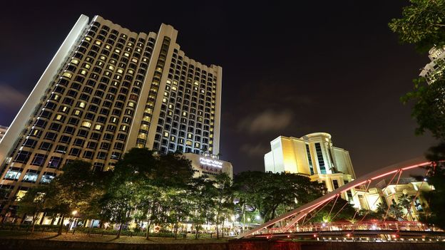 The Robertson Quay area (Credit: Suhaimi Abdullah/Getty For Singapore River One)