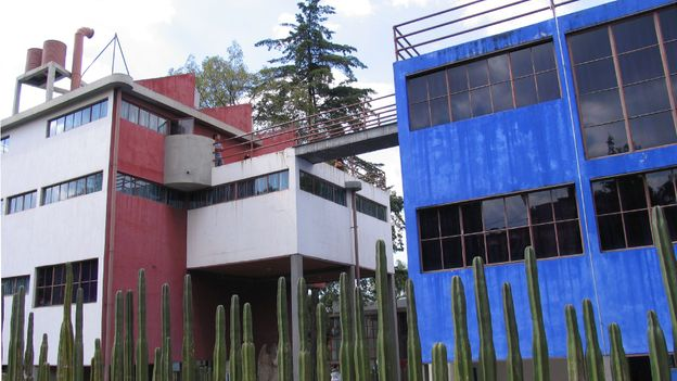 Museo Casa Estudio Diego Rivera y Frida Kahlo (Credit: Kate Armstrong)